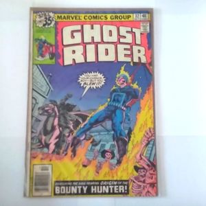 3/$30 Vintage 1978 Marvel Ghost Rider Comic Book
